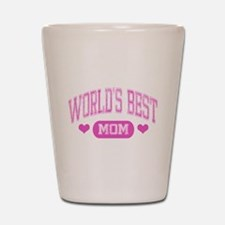 Best Mom Shot Glass