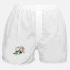 Cardboard Boxer Shorts