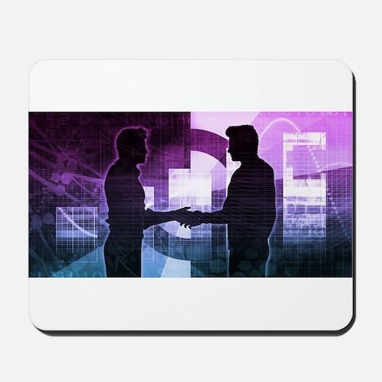 Business Training Mousepad