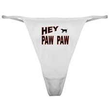 paw paw Classic Thong