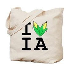 Cute Corn Tote Bag