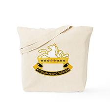 8th Cavalry Tote Bag