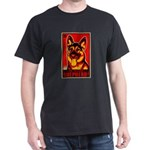 Obey the German Shepherd! Dark T-Shirt