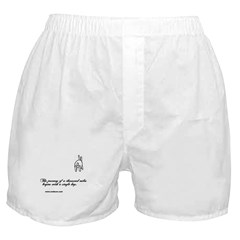 Bun 1 Journey Boxer Shorts