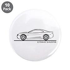 "New Camaro 3.5"" Button (10 pack)"