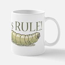 Maggots Rule Mug