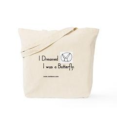 Bun 23 Butterfly Tote Bag