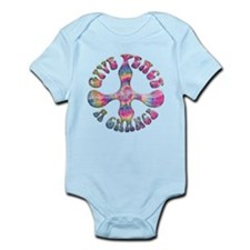 Give Peace Infant Bodysuit