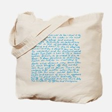 Hamlet - To be or not to be Tote Bag