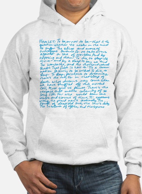Hamlet - To be or not to be Hoodie