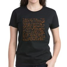 Hamlet - to be or not to be O Tee