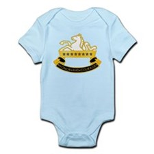 8th Cavalry Infant Bodysuit
