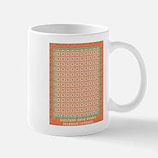Country Christmas Quilter Cov Mug