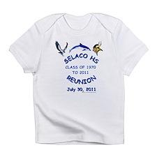 Cute Class 2011 Infant T-Shirt