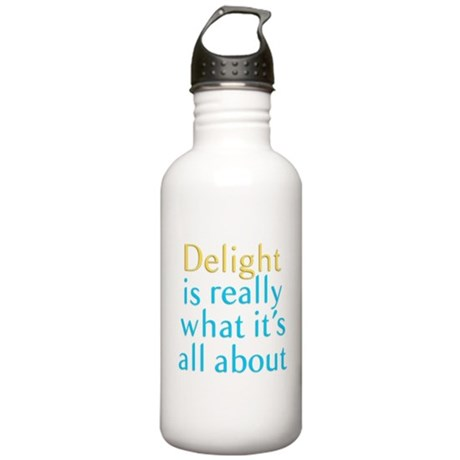 Delight Stainless Water Bottle 1.0L