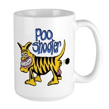 Poo Shooter Mugs