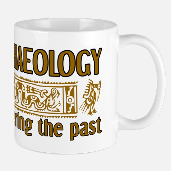 Archaeology, Recovering the Past Mug