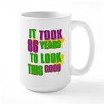 It took 86 years to look this Large Mug
