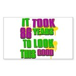 It took 86 years to look this Sticker (Rectangle 5