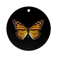 Monarch Butterfly Keepsake (Round)