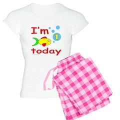FIRST BIRTHDAY Pajamas