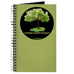 Hugg Me Tree Journal