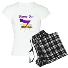 FIBROMYALGIA AWARENESS pajamas