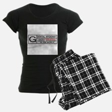 DENTAL HYGIENIST Pajamas
