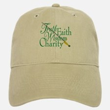 Order of the Amaranth Baseball Baseball Cap