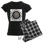 DARTBOARD/DARTS Women's Dark Pajamas