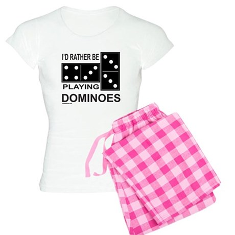 DOMINO Women's Light Pajamas
