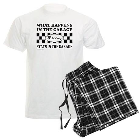 AUTO RACING Men's Light Pajamas