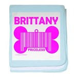 BRITTANY PRICELESS baby blanket