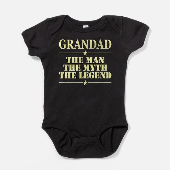Grandad The Man The Myth The Legend Body Suit