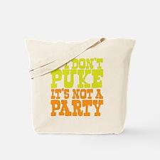 Pukin' Party Tote Bag
