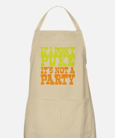 Pukin' Party Apron