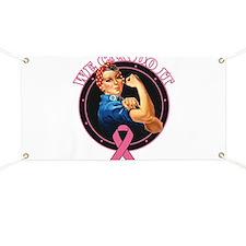 BreastCancer WeCanDoIt Banner