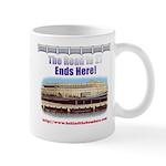 Road to 27 Mug
