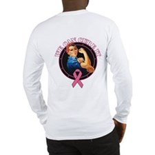 BreastCancer WeCanCureIt Long Sleeve T-Shirt