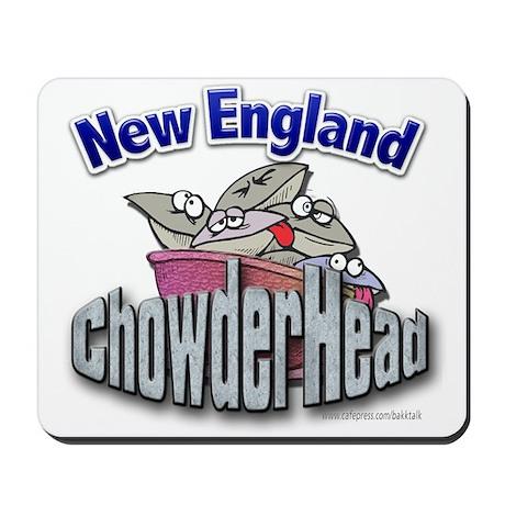 New England Chowderhead... Mousepad