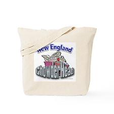 New England Chowderhead... Tote Bag