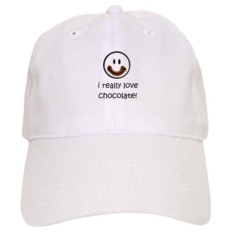 I Really Love Chocolate Cap