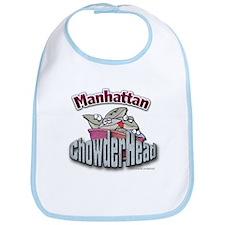 Manhattan Chowderhead... Bib