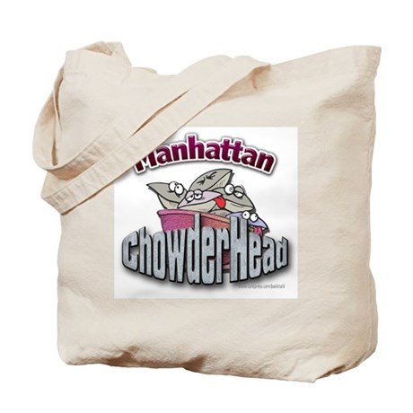 Manhattan Chowderhead... Tote Bag