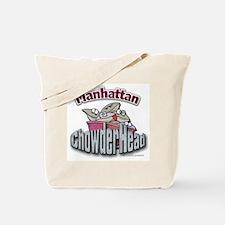 Manhattan Chowderhead... Tote Bag