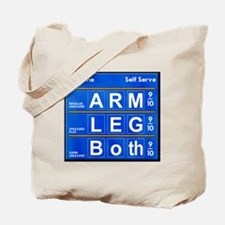 High Gas Prices Tote Bag