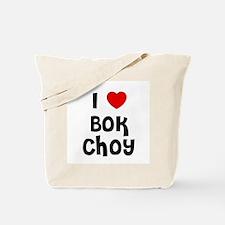 I * Bok Choy Tote Bag