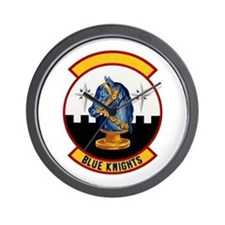 66th Security Police Wall Clock