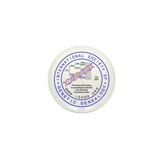 ISOGG Mini Button (100 pack)