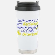 I won't judge you Travel Mug